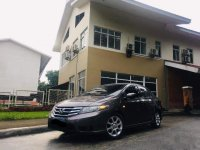 Sell Black 2013 Honda City Sedan in Quezon City