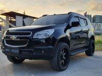 Black Chevrolet Trailblazer 2015 SUV / MPV for sale in Manila
