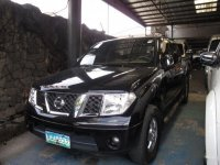 Sell Black 2010 Nissan Navara Truck in Manila