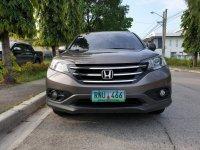 Selling Grey Honda Cr-V 2014 SUV / MPV in Manila