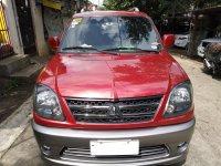 Selling Red Mitsubishi Adventure 2017 SUV / MPV in Antipolo