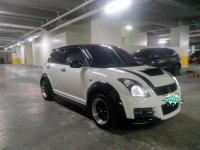 White Suzuki Swift 2010 Hatchback  for sale in Manila