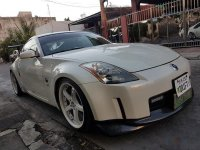 White Nissan 350Z 2004 for sale in Manila