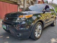 Black Ford Explorer 2013 SUV / MPV for sale in Manila