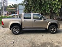 Selling Brown Isuzu D-Max 2012 Truck in Taytay