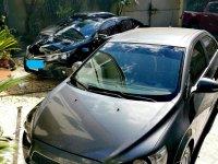Sell Grey 2014 Chevrolet Sonic in Manila