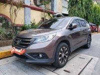 Selling Grey Honda Cr-V 2013 SUV / MPV in Manila