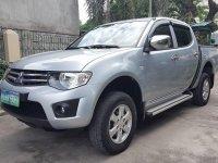 Silver Mitsubishi Strada 2012 Truck for sale in Manila