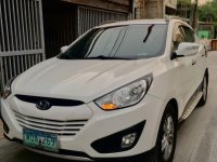 White Hyundai Tucson 2013 SUV / MPV for sale in Taytay