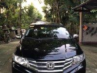 Sell Black 2013 Honda City in Ilagan