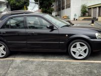 Sell Black 2004 Ford Lynx Sedan in Manila