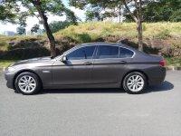 Selling Grey Bmw 520D 2012 Sedan in Manila