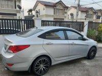 Sell Silver 2013 Hyundai Accent Sedan in Manila