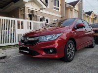 Sell Red 2018 Honda City Sedan in Calamba