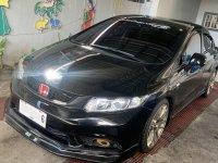 Sell Black 2015 Honda Civic Sedan in Manila