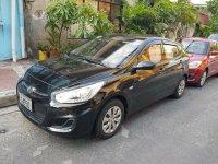 Sell Black 2015 Hyundai Accent in Manila