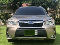 Selling Grey Subaru Xt 2015 in Manila