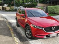 Sell Red 2017 Mazda Cx-5 SUV / MPV in Manila