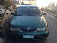 Sell Green 1998 Nissan Sentra Sedan at Manual in  at 180000 in Las Piñas