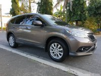 Sell Grey 2014 Honda Cr-V SUV / MPV in Manila