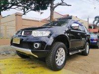 Sell Black 2011 Mitsubishi Montero SUV / MPV in Manila