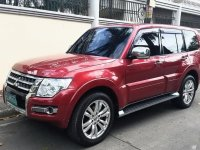 Sell Red 2007 Mitsubishi Pajero SUV / MPV in Manila