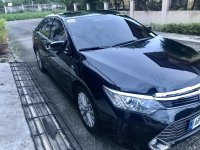 Sell Black 2015 Toyota Camry Sedan in Manila