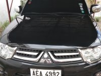 Black Mitsubishi Montero 2014 SUV / MPV for sale in Parañaque