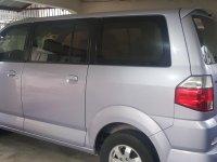 Sell Silver 2010 Suzuki Apv SUV / MPV in Manila