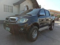 Sell Black 2010 Toyota Hilux Truck in Manila