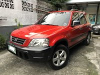 Selling Red Honda Cr-V 1997 SUV / MPV in Quezon City