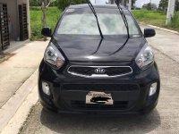 Selling Black Kia Picanto 2016 SUV / MPV in Santa Rosa