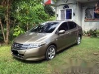 Selling Beige Honda City 2011 Sedan at Manual  in Cebu City