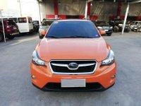 Selling Orange Subaru Xv 2013 SUV / MPV in Manila