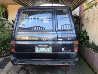 Selling Black Toyota Fxs 1996 SUV / MPV in Davao City