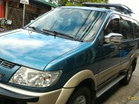 Selling Blue Isuzu Crosswind 2008 SUV / MPV in San Jose del Monte