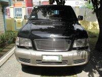Sell Black 2003 Isuzu Trooper SUV / MPV in Marikina