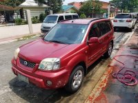 Red Nissan X-Trail 2004 SUV / MPV for sale in Manila