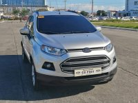 Sell Silver 2017 Ford Ecosport SUV / MPV in Biñan