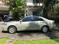 Beige Toyota Camry 2004 for sale in Manila