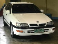 White Toyota Corona 1996 Sedan for sale in Antipolo