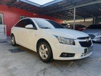 Selling White Chevrolet Cruze 2012 Sedan in Manila