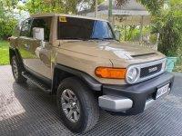Beige Toyota Fj Cruiser 2017 for sale in San Fernando