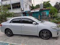 Silver Toyota Corolla altis 2013 for sale in Valenzuela