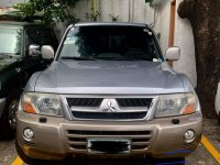 Selling Brown Mitsubishi Pajero 2004 in Mandaluyong