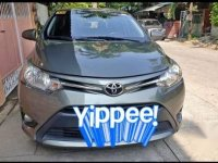 Grey Toyota Vios 2018 for sale in Quezon City