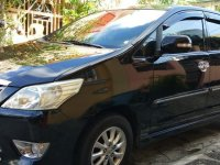 Selling Black Toyota Innova 2013 in Manila