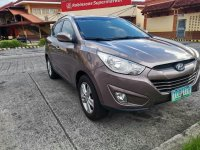 Brown Hyundai Tucson 2012 for sale in San Pedro