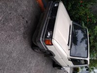 Selling White Toyota Tamaraw 1995 in Batangas