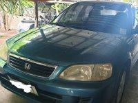 Selling Blue Honda City 2003 Sedan in Manila